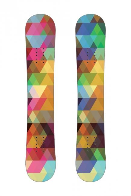 Кристална дъга (стикер)