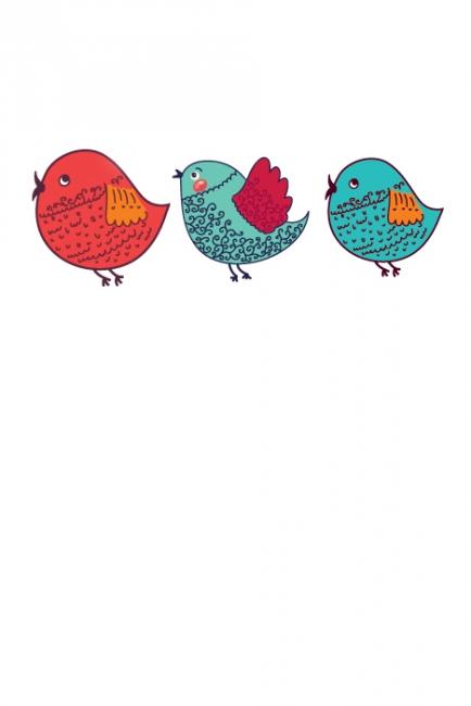 Чаровни птички