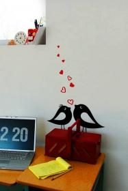 Влюбени птички