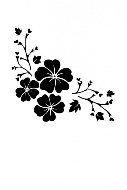 Извити цветя