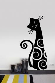 Спираловидно коте