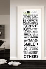 Семейни правила