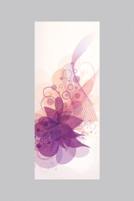 Лилаво цвете