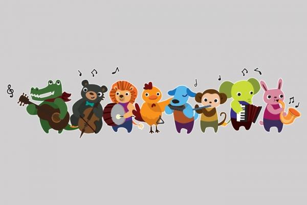 Зоо музиканти