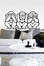 Трите маймунки