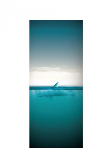 Акула в банята