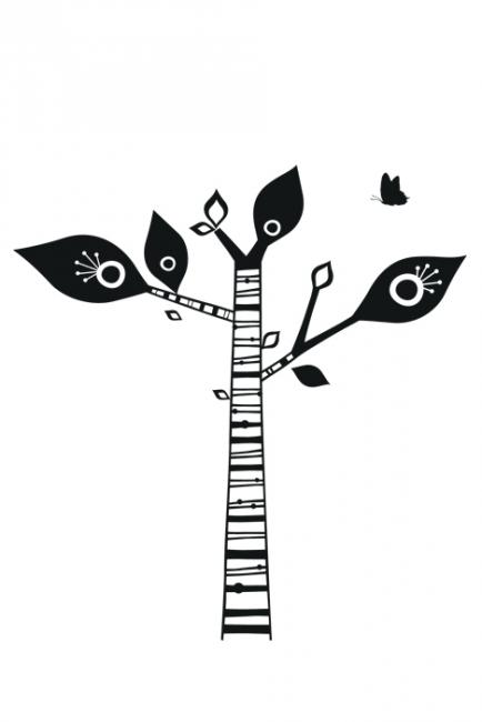 Дървото на пеперудите