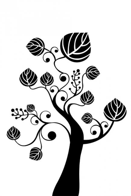 Танцуващо дърво