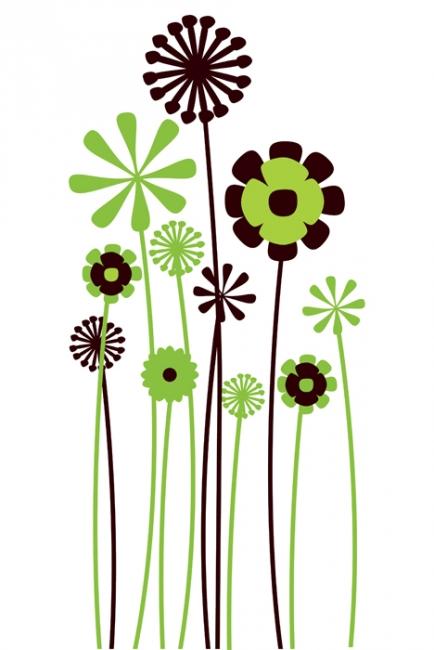Нежни цветя